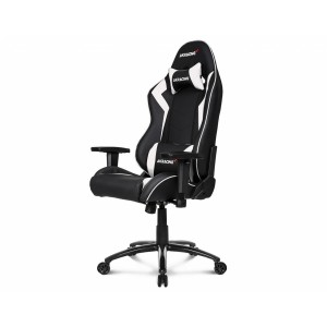 AKRacing Octane Black White