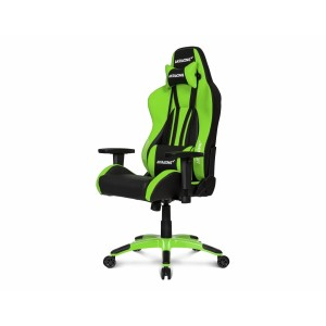 AKRacing Premium Plus Black Green