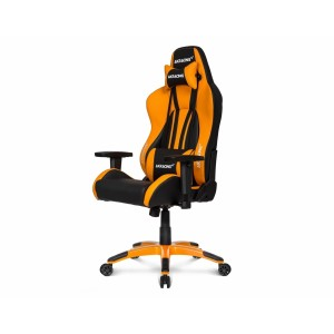 AKRacing Premium Plus Black Orange