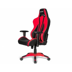 AKRacing Premium Plus Black Red