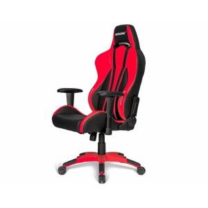 AKRacing Premium Plus Black Red