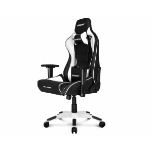 AKRacing ProX Black White