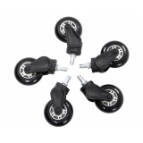 AKRacing Rollerblade Casters White