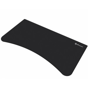 Arozzi Arena Full Surface Desk-Mat Pure Black