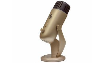 Arozzi Colonna Microphone Gold