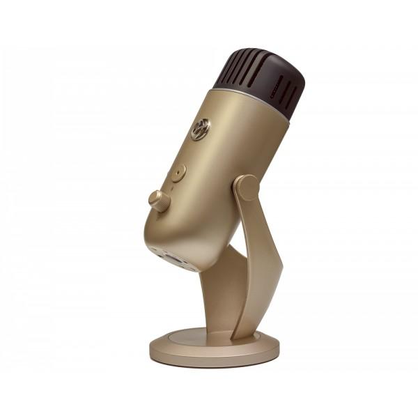 Arozzi Colonna Microphone Gold
