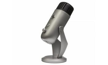 Arozzi Colonna Microphone Silver