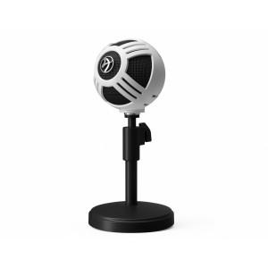 Arozzi Sfera Microphone White