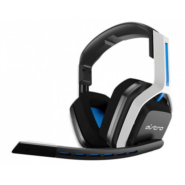 ASTRO Gaming A20 Wireless Blue White