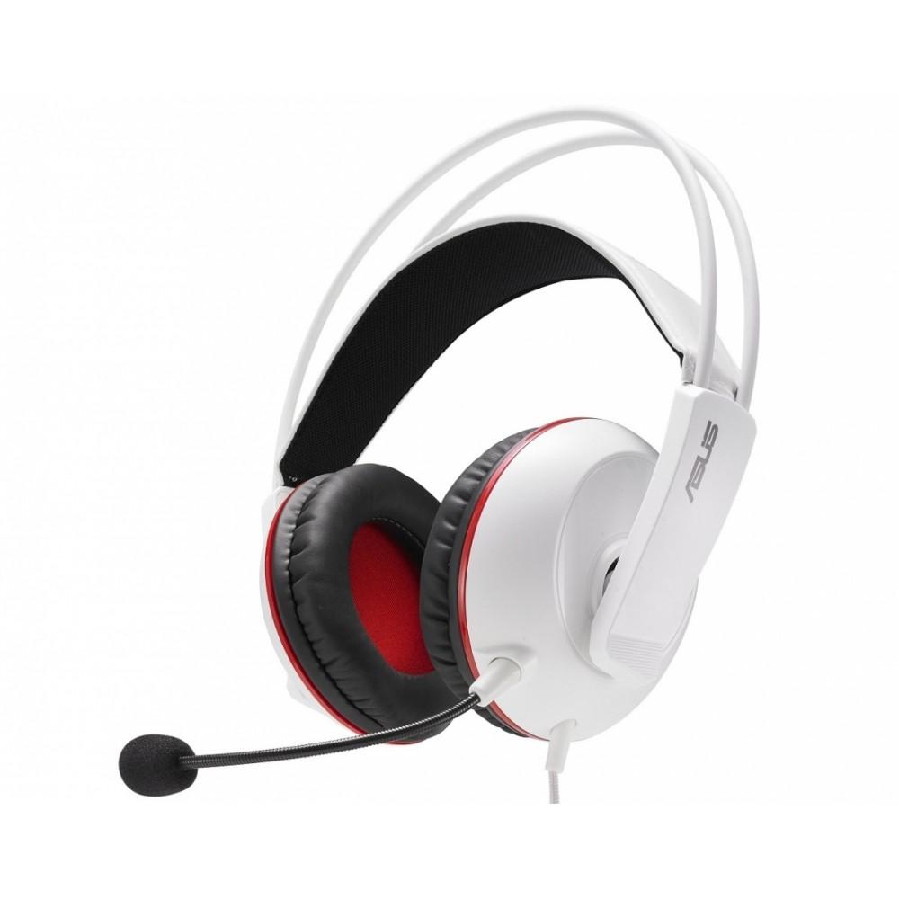 Asus Cerberus Arctic Headset - купить наушники в Москве 89b574a826eec