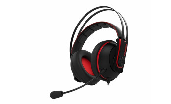 ASUS Cerberus V2 Headset Black Red