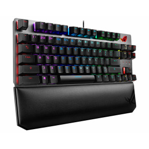 Asus ROG Strix Scope TKL Deluxe Red Silent Switch