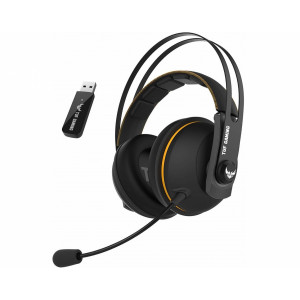 ASUS TUF Gaming H7 Wireless Yellow