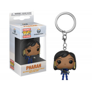 FUNKO POP Keychain Overwatch Pharah
