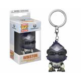 FUNKO POP Keychain Overwatch Winston