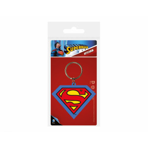 Pyramid Keychain DC: Superman (Shield)