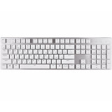 Cooler Master SK650 White Limited Edition Red Switch