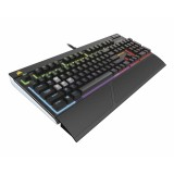Corsair STRAFE RGB Silent Cherry Red