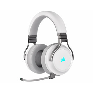 Corsair Virtuoso RGB Wireless White