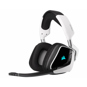 Corsair VOID RGB ELITE Wireless White