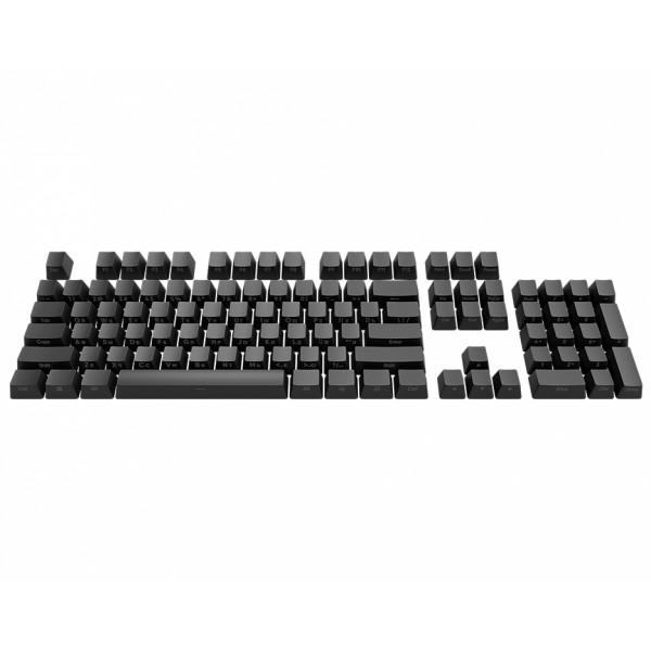 Dark Project ABS Sideprint Keycaps [RU + ENG]