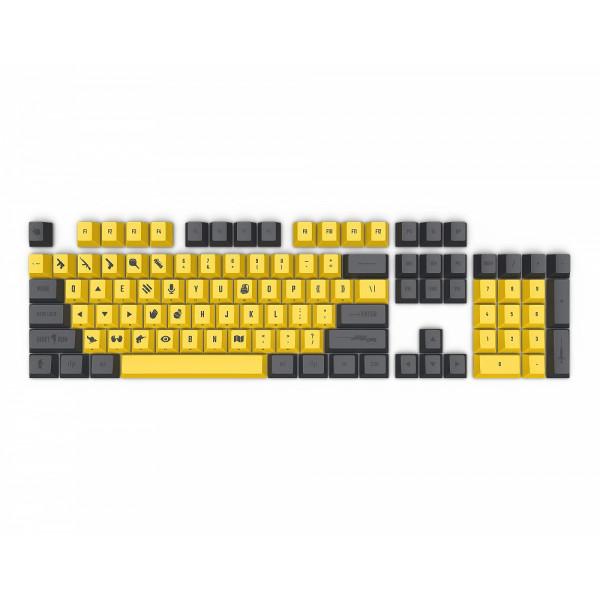 Dark Project Keycaps KS-12 PUBG Edition