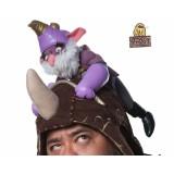 Dota 2 Alchemist Plush Hat