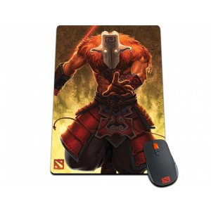 Dota 2 Juggernaut Attack Mousepad