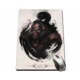 Dota 2 Axe Portrait Mousepad