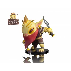 Dota 2 Bounty Hunter Demihero