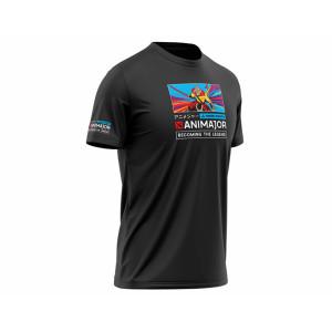 Dota 2 T-Shirt ANIMAJOR Juggernaut
