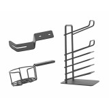 Eureka Ergonomic Gamer's Gear Rack Bundle