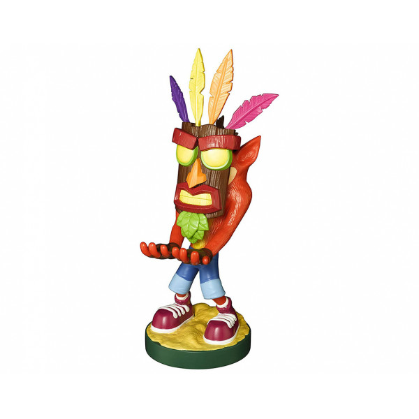 Exquisite Gaming Cable Guy Crash Bandicoot: Crash Aku Aku