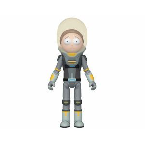 Funko Action Figure Rick and Morty: Space Suit Morty