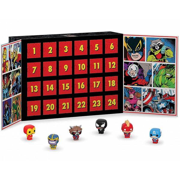 Funko Advent Calendar: Marvel 80 Years Calendar