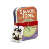 Funko Bamboo Lunch Box Star Wars The Mandalorian: Snack Time