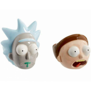 Funko Egg Cup Set: Rick and Morty