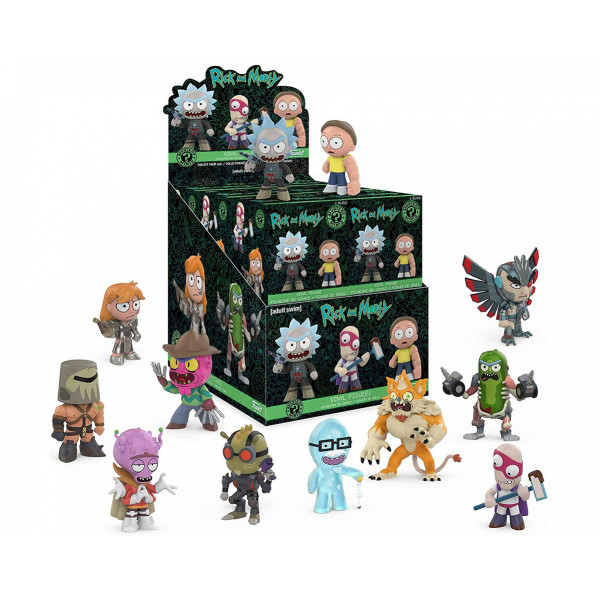 Funko Mystery Mini Blind Box Rick and Morty: Series 2
