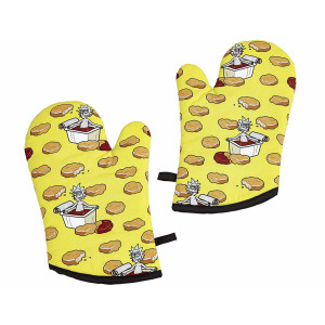 Funko Oven Gloves Rick and Morty: Szechuan Sauce
