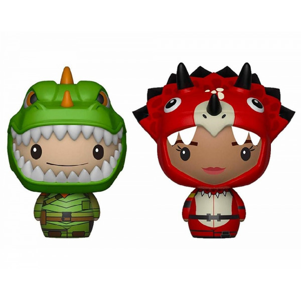 Funko Pint Size Fortnite S1: Rex & Tricera Ops