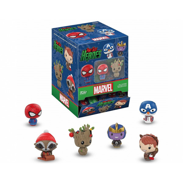 Funko Pint Size Heroes: Marvel Holiday