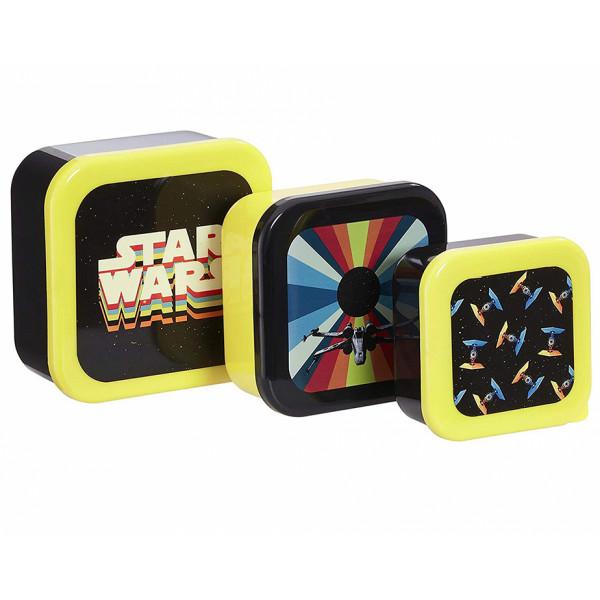 Funko Plastic Storage Set Star Wars: Retro