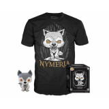 Funko POP & Tee Game of Thrones: Nymeria