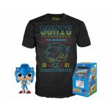Funko POP & Tee: Sonic The Hedgehog