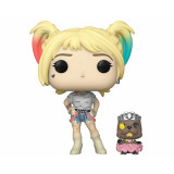 Funko POP! Birds of Prey: Harley Quinn and Beaver