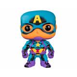 Funko POP! Black Lights Marvel: Captain America