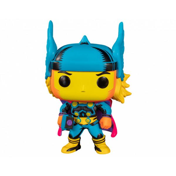 Funko POP! Black Lights Marvel: Thor