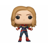 Funko POP! Captain Marvel: Captain Marvel (w/Chase)