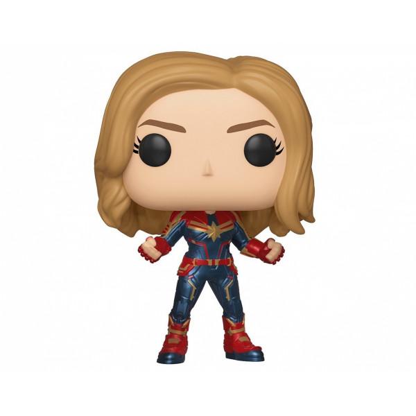 Funko POP! Captain Marvel: Captain Marvel (w/Chase)