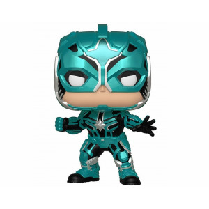 Funko POP! Captain Marvel: Star Commander